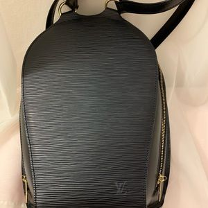 Louis Vuitton Vintage EPI backpack